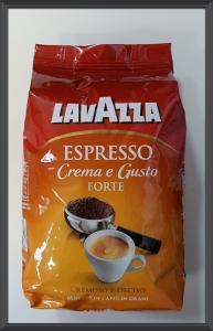 Кафе Lavazza Crema e Gusto Forte