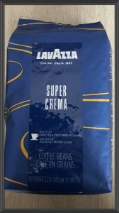 NEW Кафе Lavazza SUPER CREMA